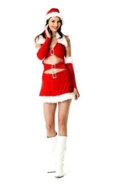 Chic Nisse Kjole Jule Kjoler