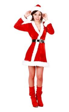 Elegant Julekostyme Jule Kjoler