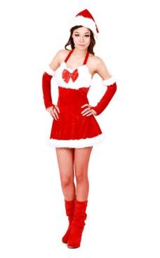 Julenisse Jente Kostyme
