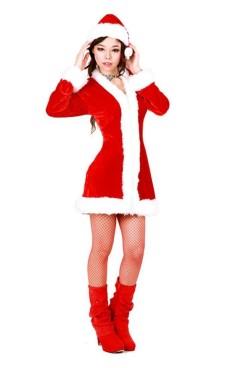 Julenissen Pels Jule Kjoler