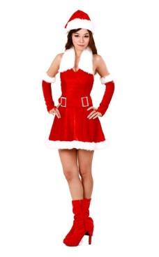 Julenissens Hjelper Kjole Jule Kjoler