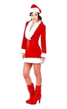 Nisse Dronning Kostyme Jule Kjoler