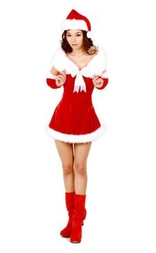 Nisse Hertuginne Kostyme Jule Kjoler