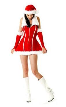 Nisse Jente Kostyme Jule Kjoler
