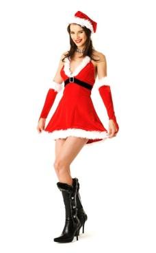 Nisse Prinsesse Kostyme Jule Kjoler