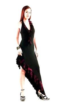 Sexy Flamenco Kjole