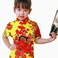Asiatiske Barnekjoler