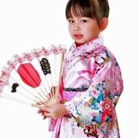 Kimono Barnekjoler